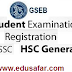 Standard 10 and 12 Students examinatoin Registration started