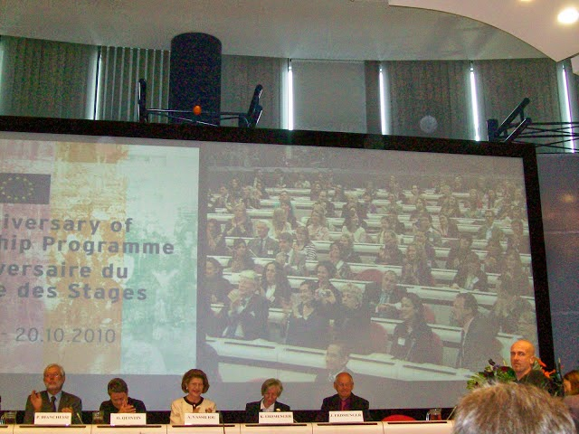 *50 Years of Traineeships at the European Commission*