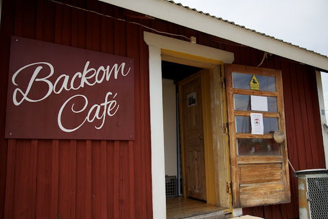 Backom cafe