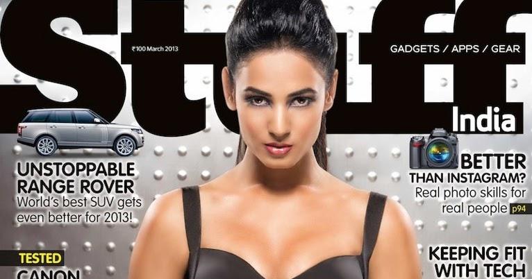 Stuff Magazine 2013 Sonal Chauhan o...