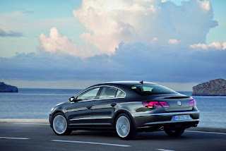 Luxury Volkswagen CC rental car in Chicago, IL