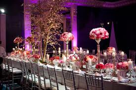 Efeford weddings wedding table setting inspiration for Deco table rose et noir
