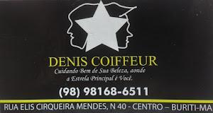 DENIS COIFFEUR - CUIDANDO BEM DE SUA BELEZA