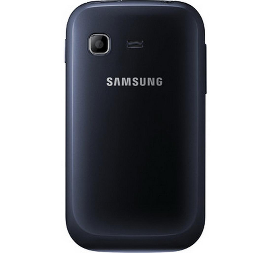 Smartphone Samsung Galaxy Y Duos Dual Chip Android  - imagens do celular samsung galaxy y