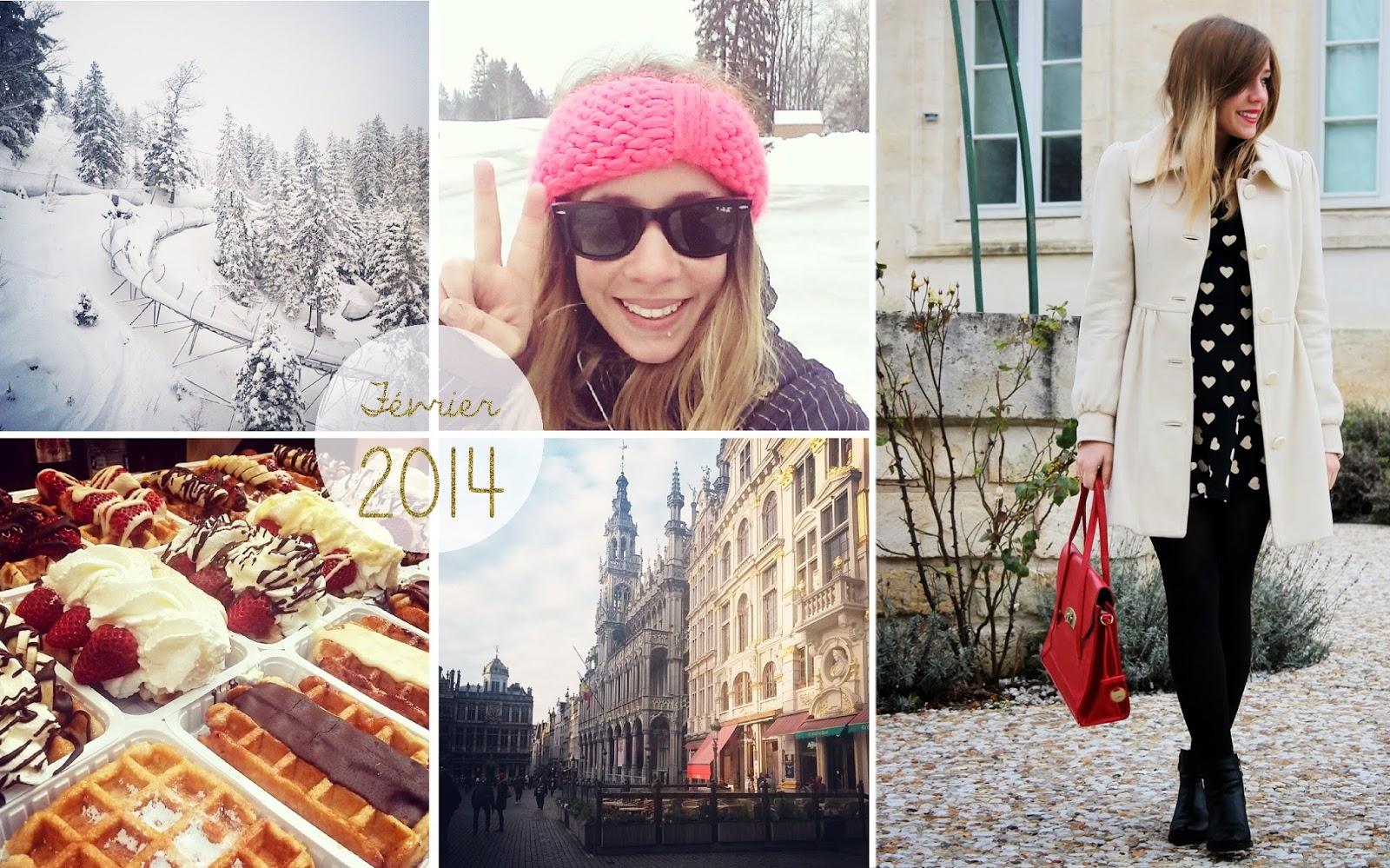 Février 2014 Bonheur