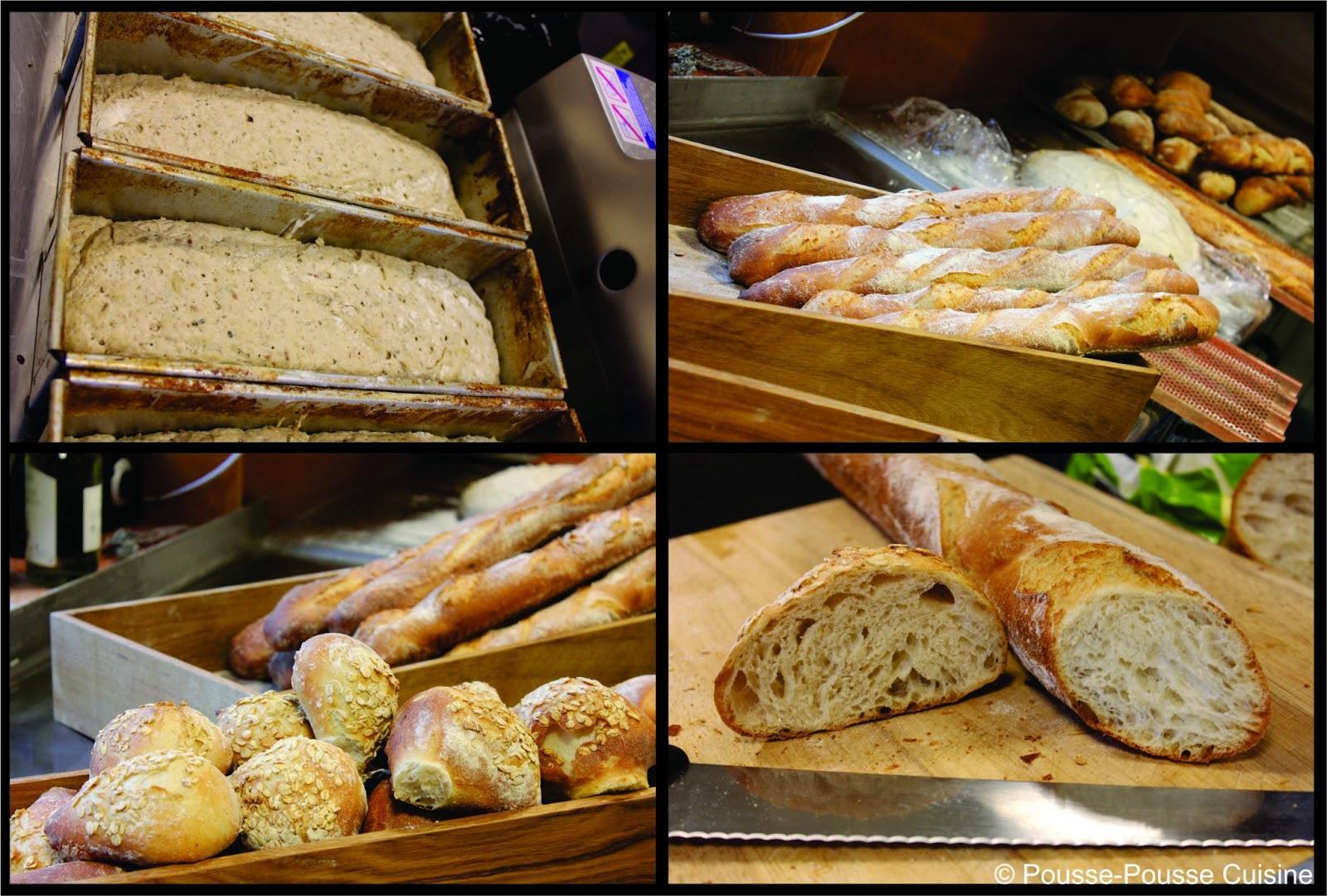 pousse pousse cuisine technique du pain comme chez le boulanger. Black Bedroom Furniture Sets. Home Design Ideas