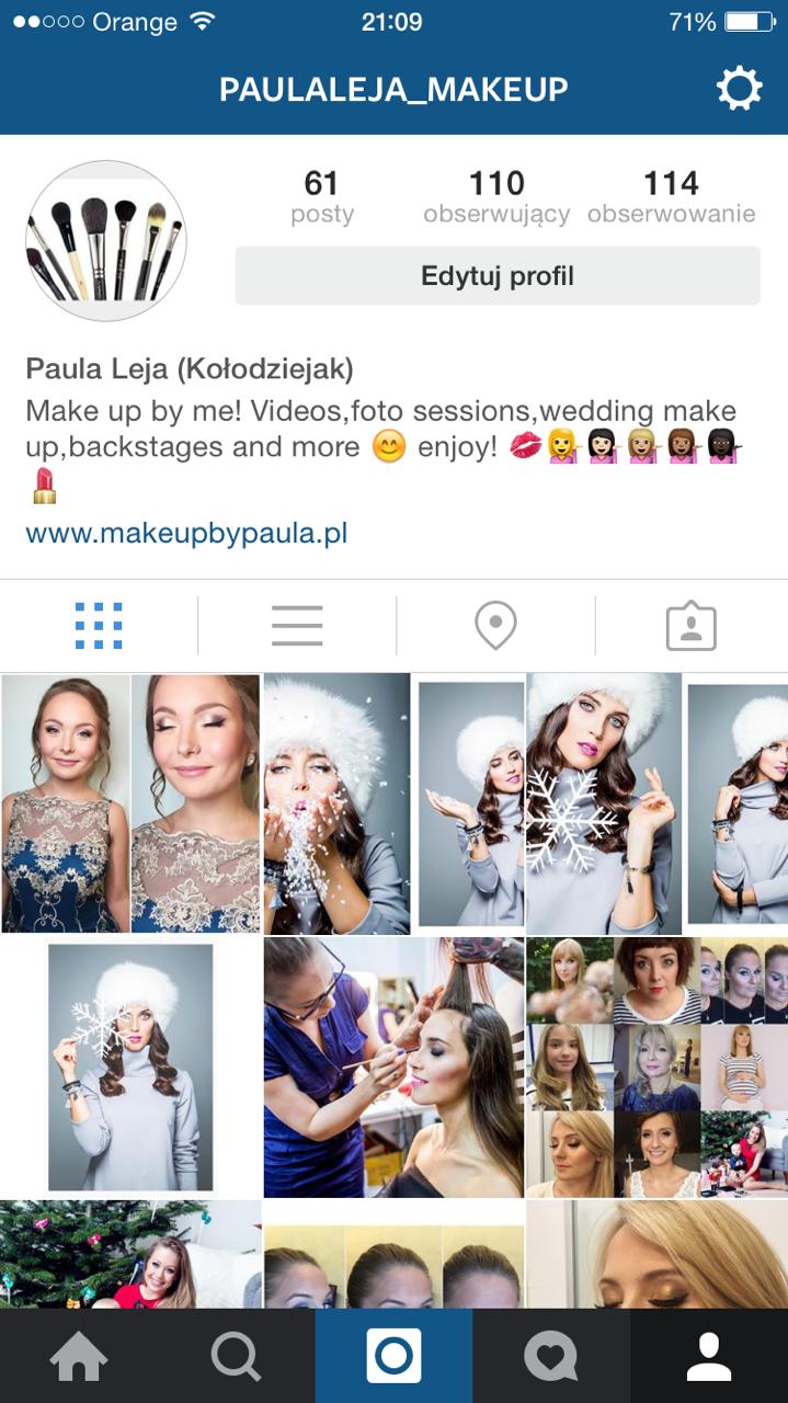 Śledź mnie na Instagramie!