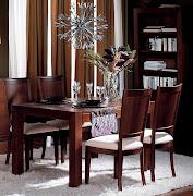 Muebles Rústicos de Comedor