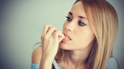 How to stop biting you fingernails?Combats anxiety Exercise Nail Polish Healthy and strong nails Repair nails