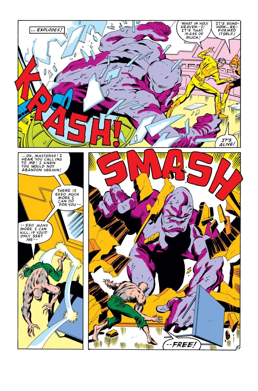 Captain America (1968) Issue #275 #191 - English 18