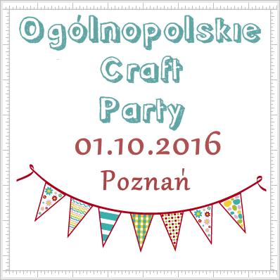 Ogólnopolskie Craft Party 2016