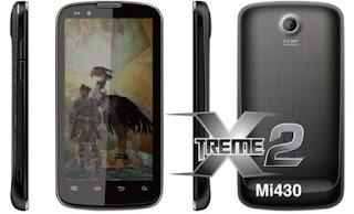 Handphone Nexian Xtreme 2Mi430