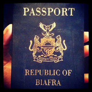 We Don't Accept Biafran Passport - United States, United Kingdom