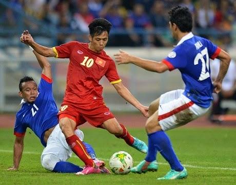 Malaysia Takluk Di Tangan Vietnam