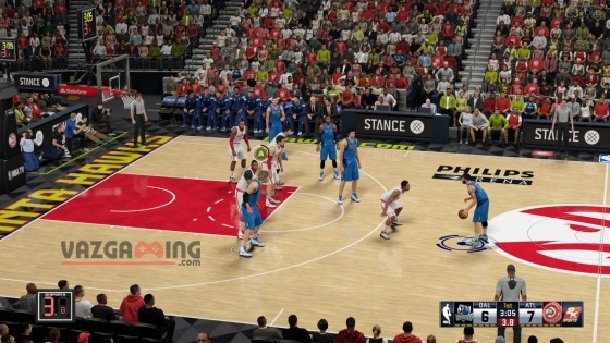 NBA 2K16 Gameplay 4