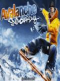 Avalanche-Snowboarding