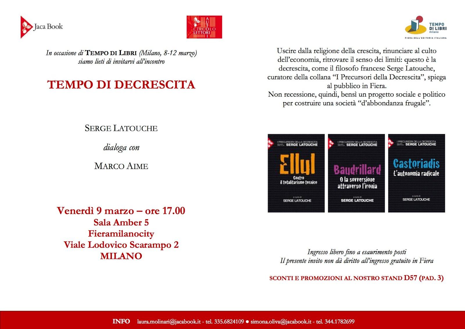 Fiera del Libro Milano