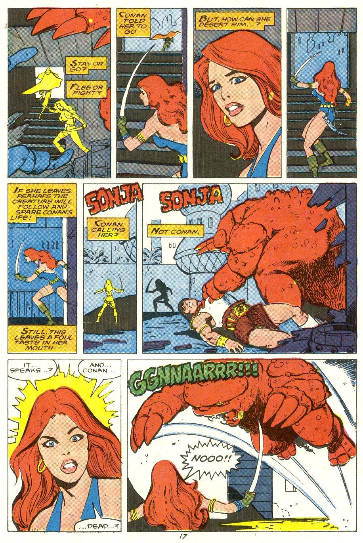 Conan the Barbarian (1970) Issue #204 #216 - English 18