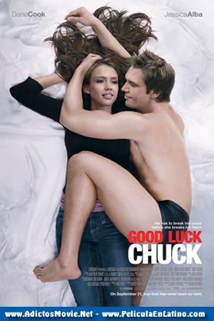 Good Luck Chuck Cover latino