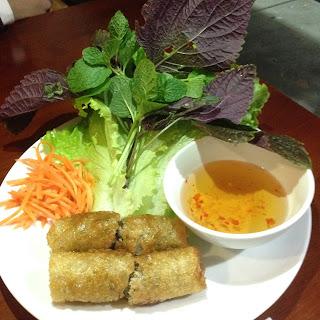 mai kitchen, adelaide, food, ferryden park, spring rolls, vietnamese
