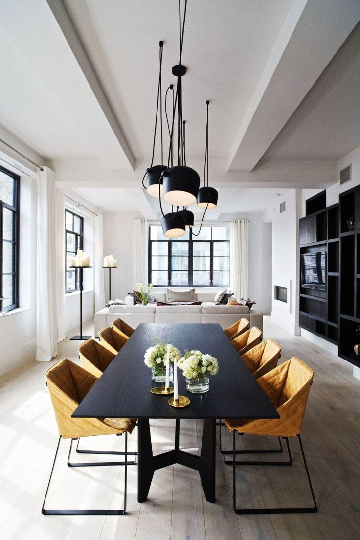 Interieur mood: gedurfd wonen met hanglampen