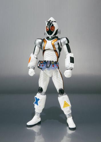 Bandai SH Figuarts Kamen Rider Fourze Base States figure