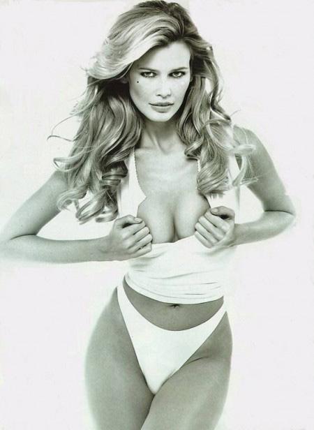 Claudia Schiffer,Model