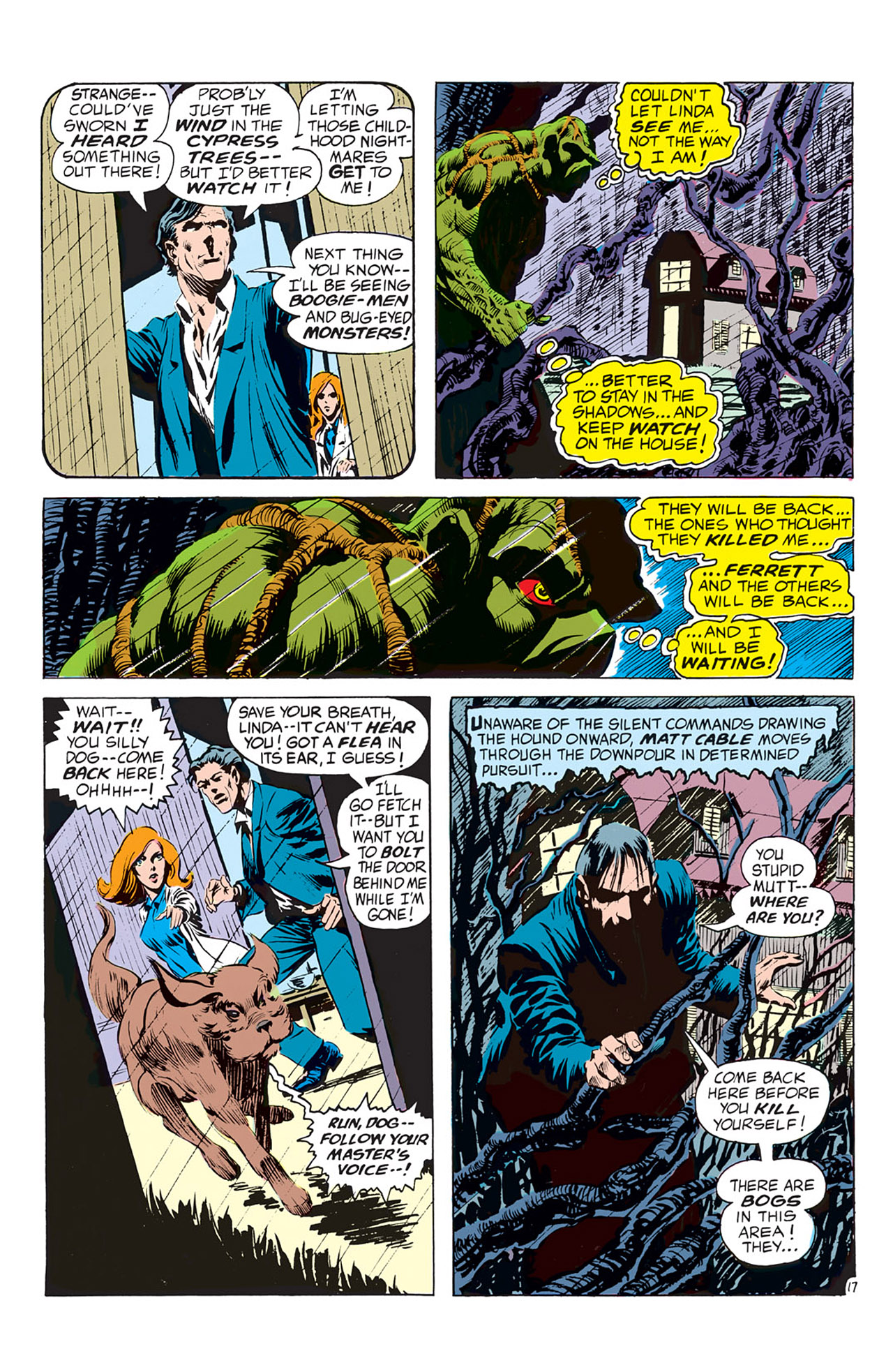 Swamp Thing (1972) Issue #1 #1 - English 18