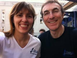 Séminaire Échecs & Management Tatiana & Philippe Dornbusch