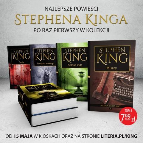 Kolekcja utworów Stephena Kinga