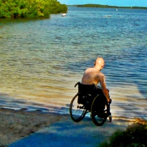 Florida Urlaub Rollstuhl, John Pennekamp Nationalpark