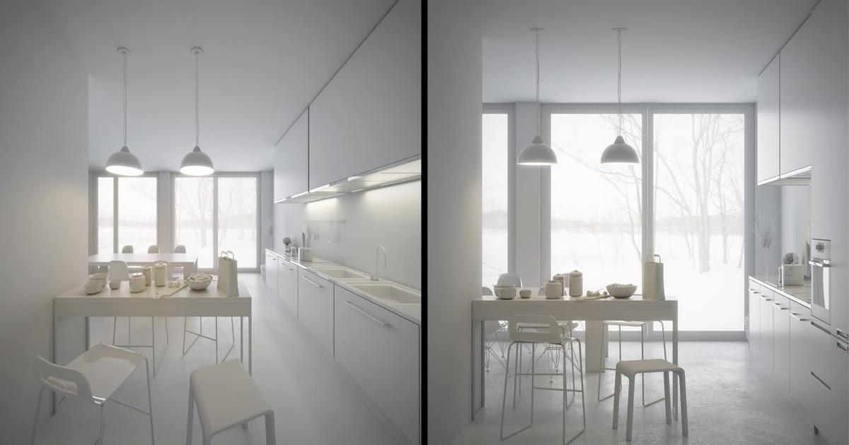 Migliorare le inquadrature in ambienti piccoli sfruttando for Piccoli piani di casa verdi