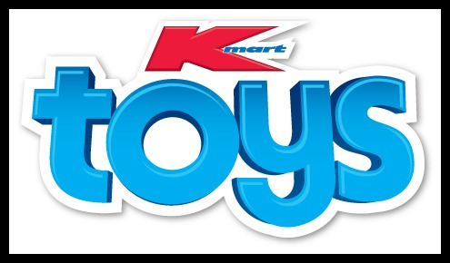 new kmart logo. 2011 Kmart Toy Catalogue,
