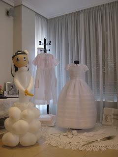 Within my secrets un d a especial - Como poner el traje de comunion en casa ...