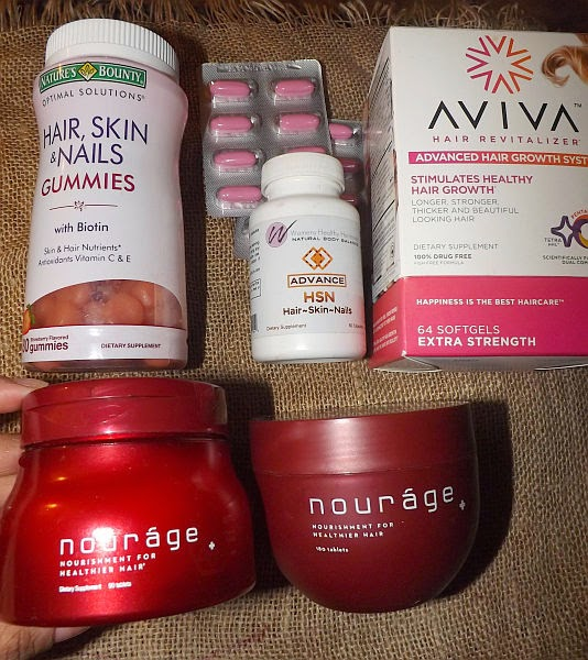 Ev Curl Gurl: Hair, Skin & Nails Supplements