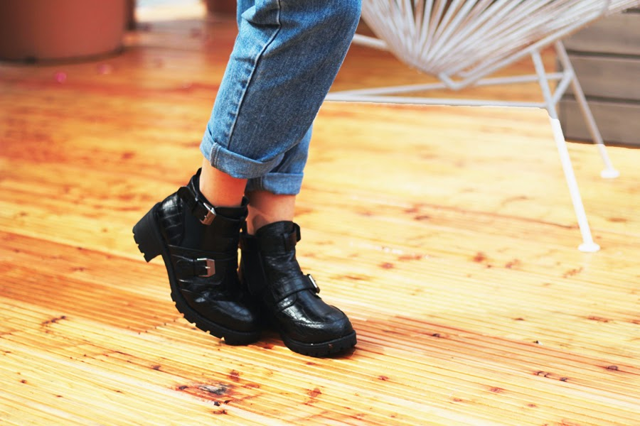 boots baggy jeans urban outfitter streetstyle