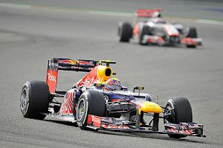 Gambar Mobil Balap F1 Red Bull 04