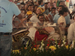 Beato Juan Pablo II en Tecomán