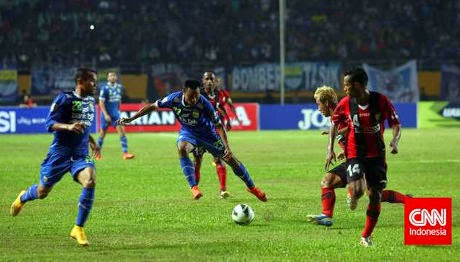 Persib Bandung Akhiri Puasa Gelar 19 Tahun