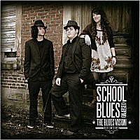 The Blues Vision - School Blues (195 BPM)