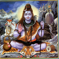Picture of Lord Shiva for Maha Shivaratri 2012 Festival 20th February 2012