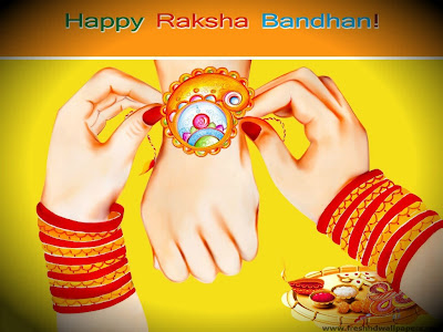 Happy Rakhi 2013
