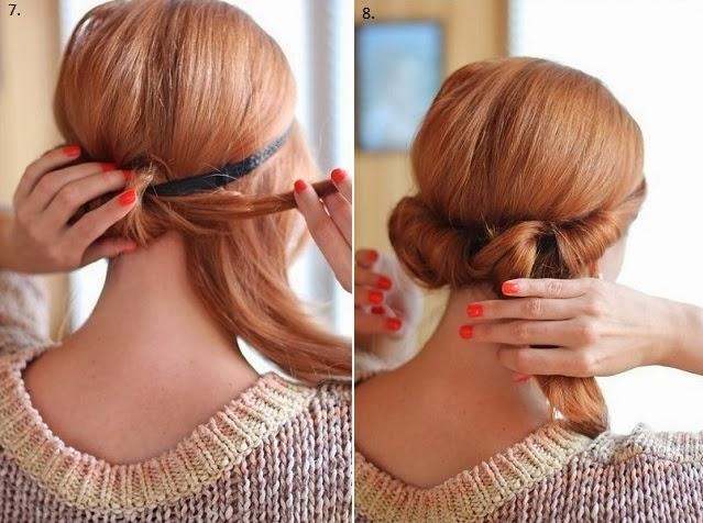 Coiffure pour oreilles decollees coiffure afro ete tendance djxkf - Coiffure femme facile a faire ...