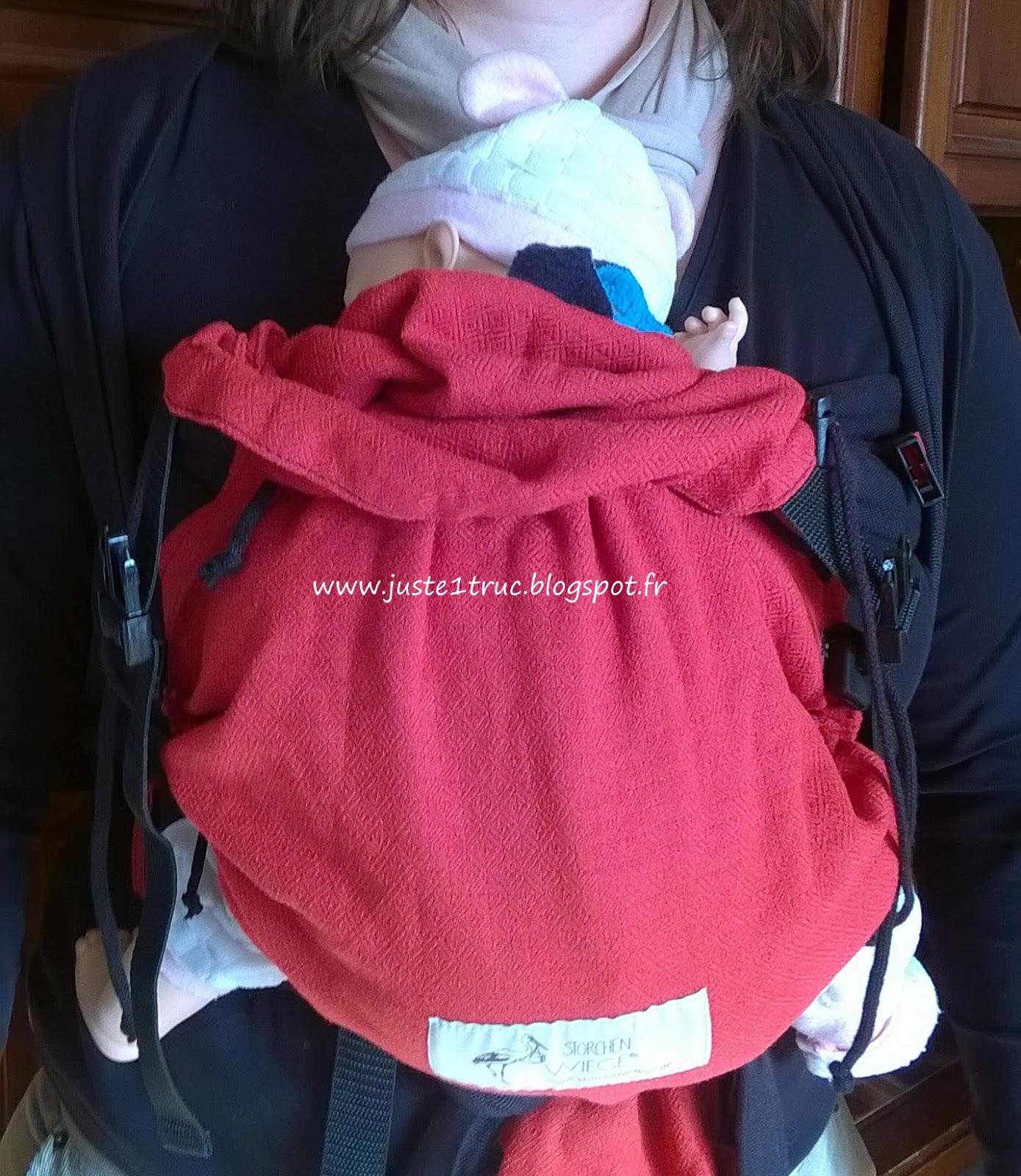 test babycarrier storchenwiege meï-taï meitai babywearing portage avis  mesures bretelles hybride clip boucle sangle c52cf6f8c36