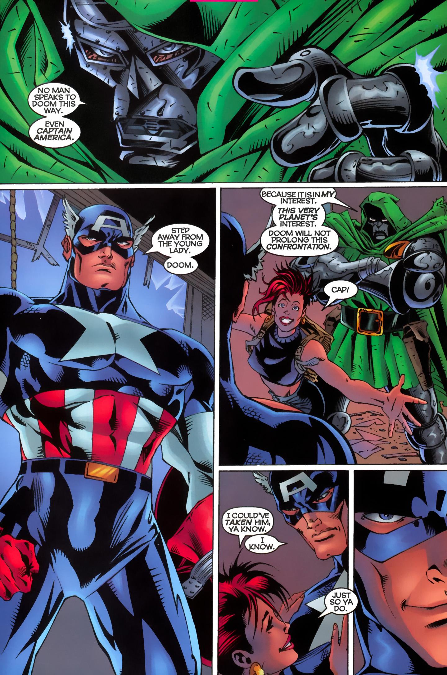 Captain America (1996) Issue #12 #15 - English 10