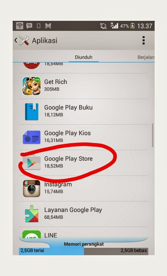 Cara Mengatasi Google Play Store Tidak Bisa Dibuka