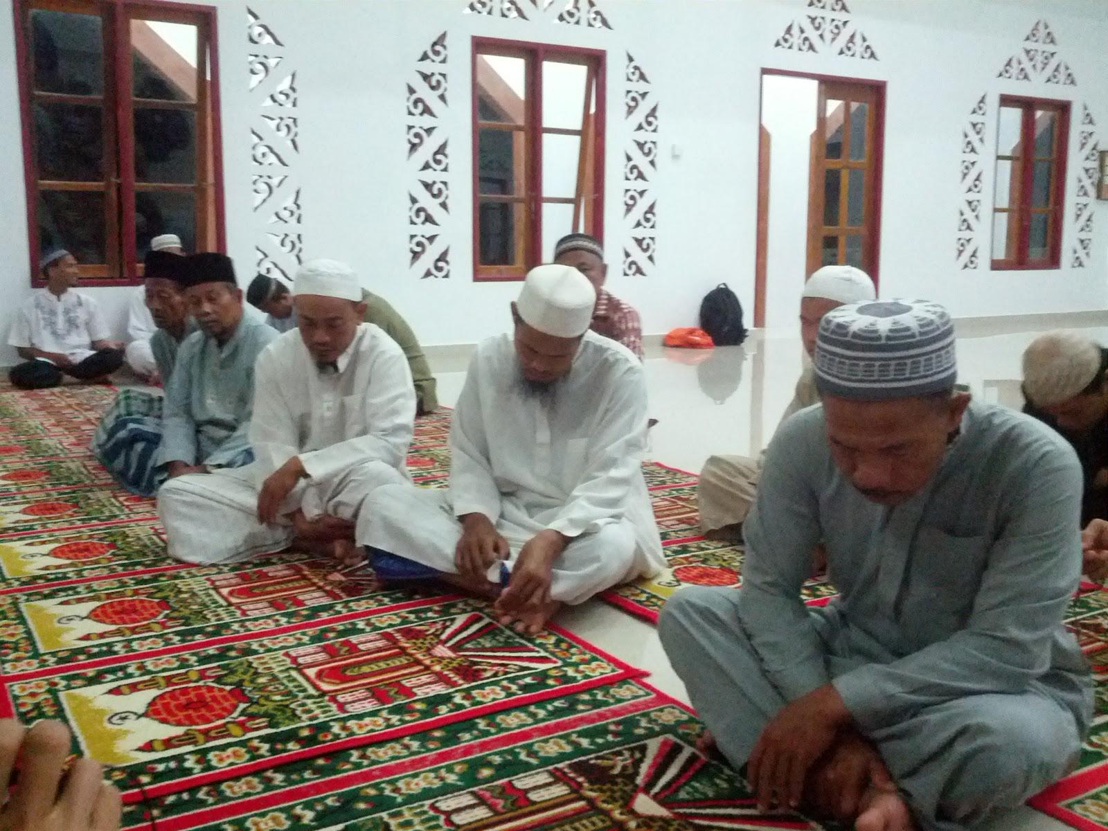 Subuh Keliling di Masjid Al-Hidayah
