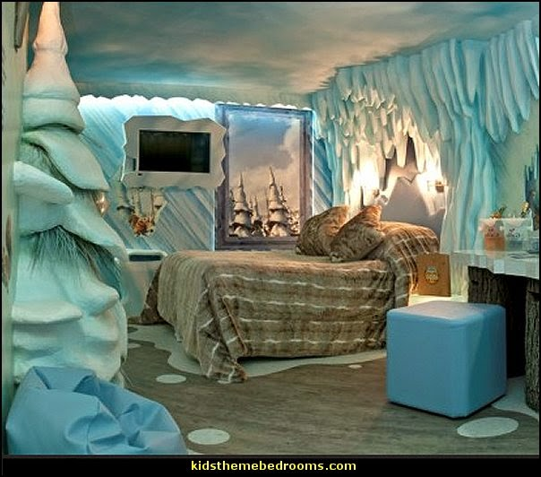 Ice age bedroom ideas. Decorating theme bedrooms   Maries Manor  penguin bedrooms   polar