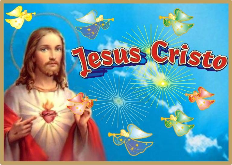 Jesus Cristo O Senhor do Universo Infinito