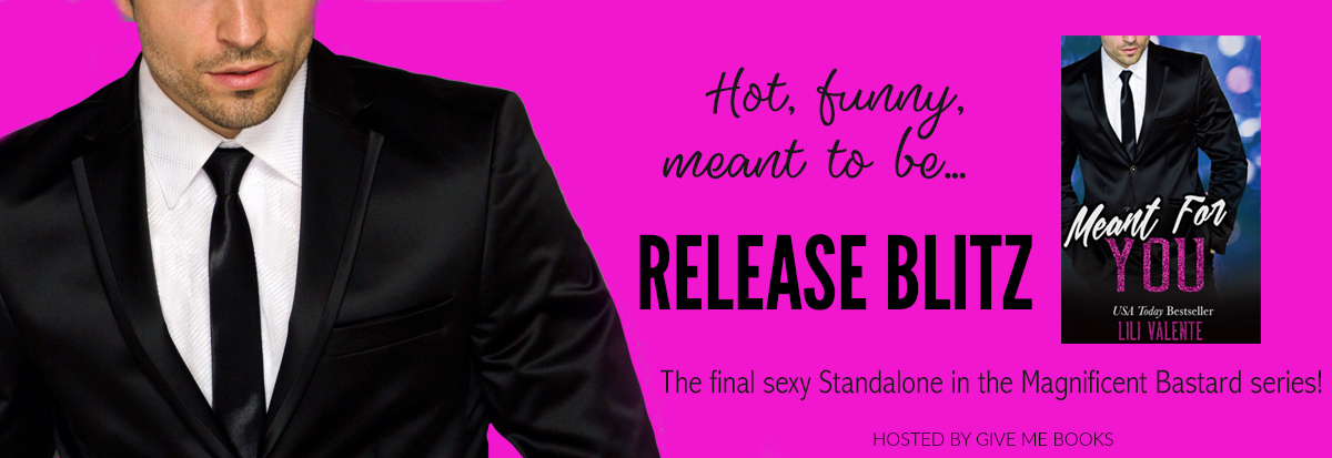 Meant For You Release Blitz